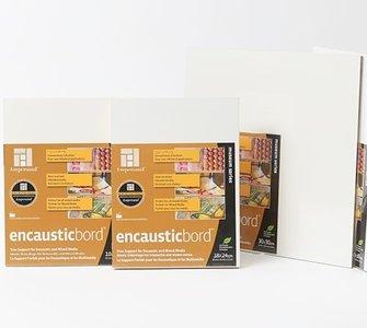 Encausticbord 30x30cmx6,3mm