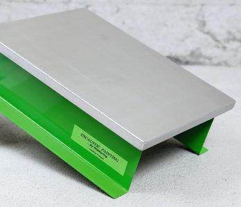 Encaustic Mini Hotplate Tijdelijk met Gratis reinigingsblok!