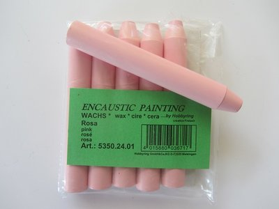 24 Wasstaafje Roze