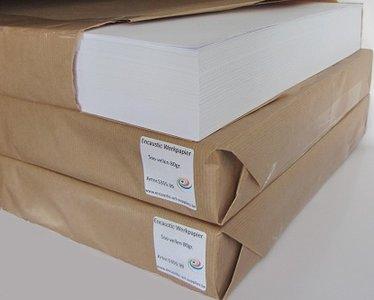 Encaustic Werkpapier/Knoeipapier 50 stuks