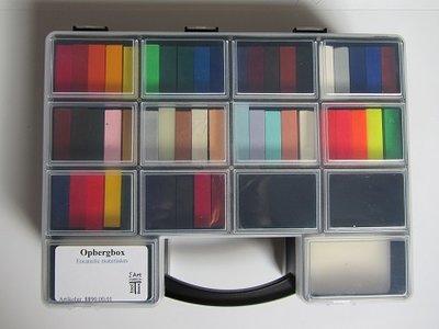 00Opbergbox voor encaustic materialen
