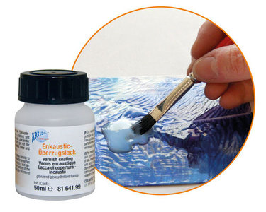 Encaustic Sealer/Vernis Glanzend 50ml