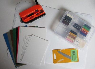 """Encaustic Art starterspakket met boek """"Encaustic Faszination Wachsmalerei"""""""