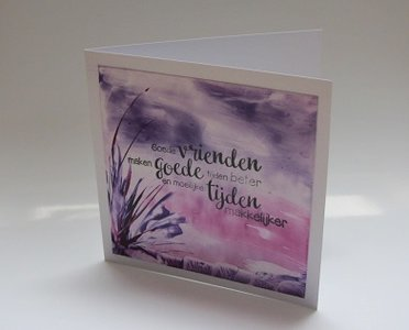 Clear Stamps Tekst 03